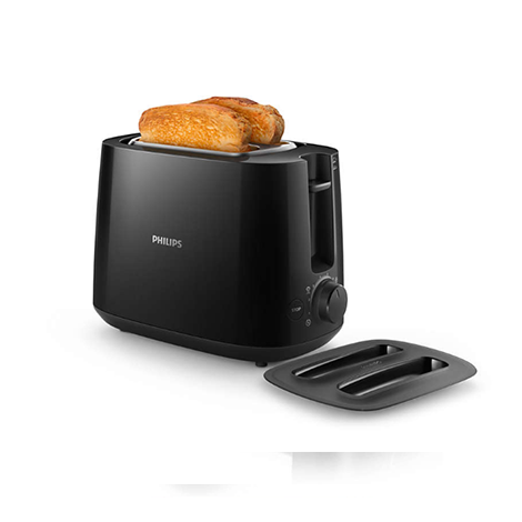 Philips Toaster - HD2582 BLACK