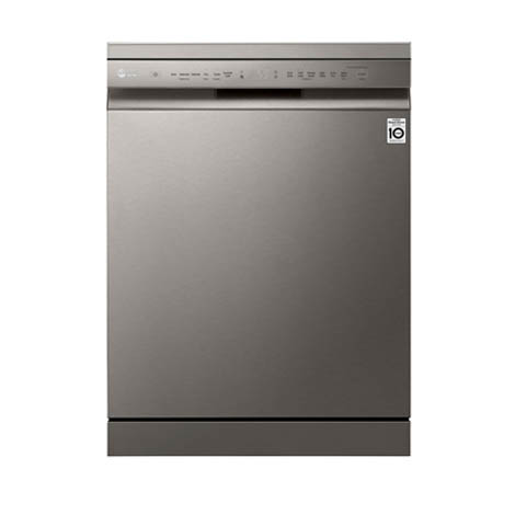 LG Quad Inverter Dish Washer DFB512FP