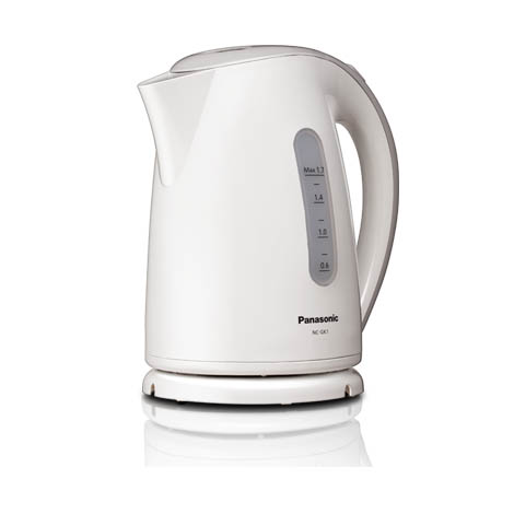 PANASONIC ELECTRIC KETTLE NC-GK1WTN