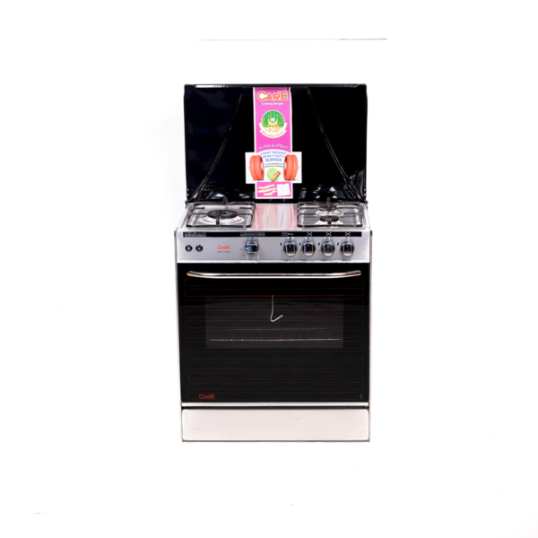 CARE COOKING RANGE 345 CRYSTAL GLASS TOP PLUS