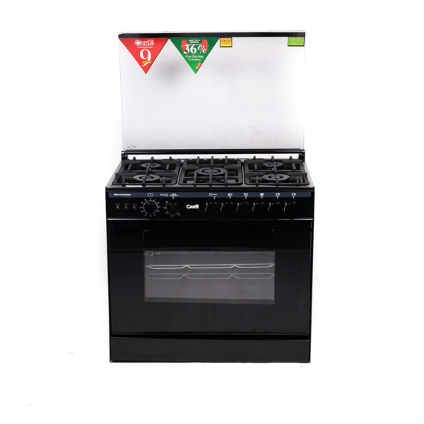 CARE COOKING RANGE 405-S AUTO GLASS TOP (BLACKY)
