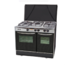 CARE COOKING RANGE RAEES 3BUR METAL TOP