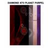ORIENT REFRIGERATOR DIAMOND 470 PLANET PURPEL