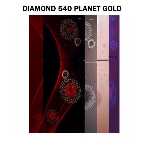 ORIENT REFRIGERATOR DIAMOND 540 PLANET GOLD
