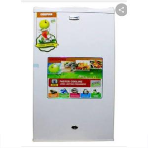 Geepas Refrigerator Bedroom Size Model-03