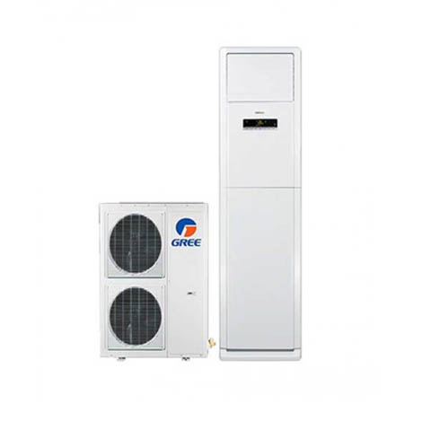 GREE AC FLOOR STANDING UNIT (HEAT AND COOL) GF-24CDH