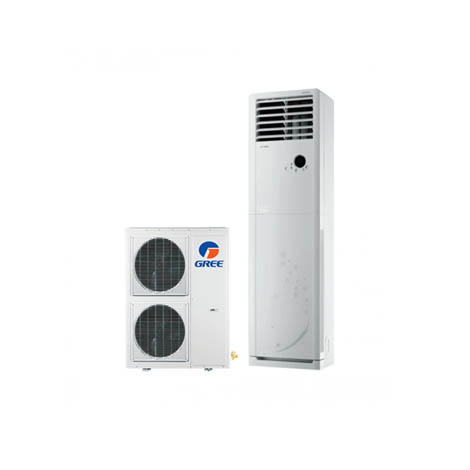 GREE AC FLOOR STANDING UNIT (HEAT AND COOL) GF-48CDH