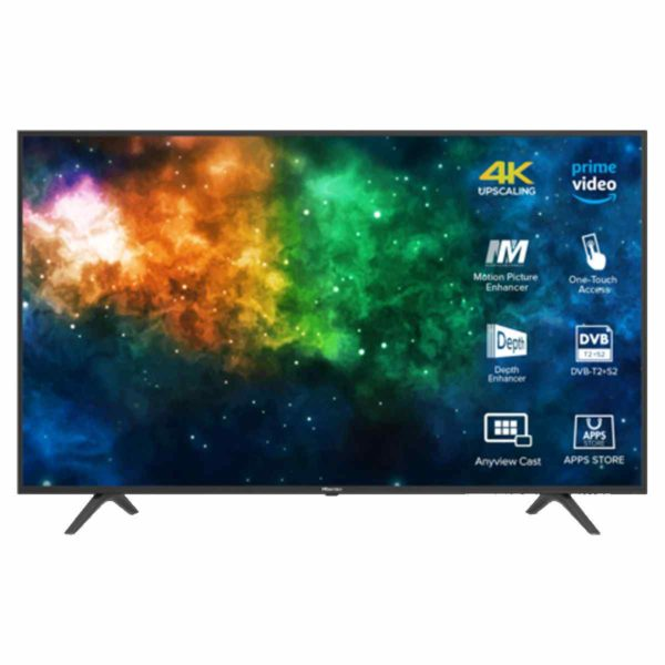 HISENSE LED 4K MID RANGE INTERTNET 55A6502EX (55INCH)