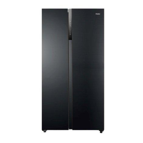 HAIER Refrigerator Side By Side Inverter HRF-622IBG