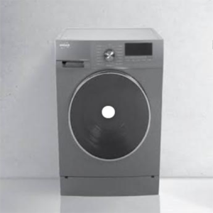MIDAS AUTOMATIC WASHING MACHINE FRONT LOAD MI-555W
