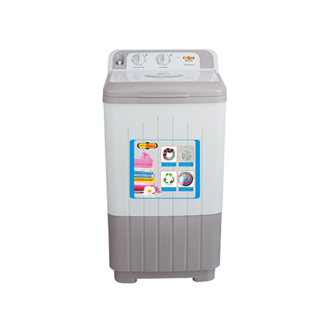 SUPER ASIA WASHING MACHINE SA 270 CRYSTAL WASHER