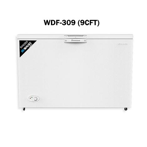 Waves Deep Freezer Only WDF-309 (9CFT)