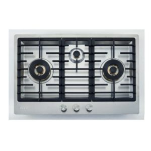 Haier Hob - HCC309DGS (BUILT IN HOB STEEL 3 BURNER)