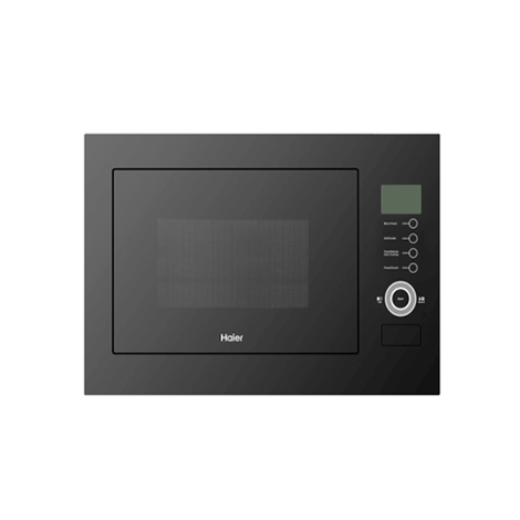 Haier BI Micro Wave Oven - HDL-25NG22 (BUILT IN MICROWAVE OVEN)