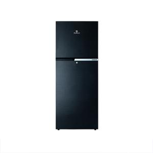 Dawlance Refrigerator - 91999 CHROME HAIRLINE BLACK